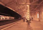 Bath Spa Railway Station - Railway Station